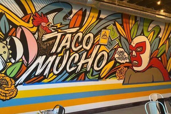 Taco Mucho Gusto!